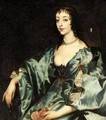 Portrait Of A Henrietta Maria - (after) Dyck, Sir Anthony van