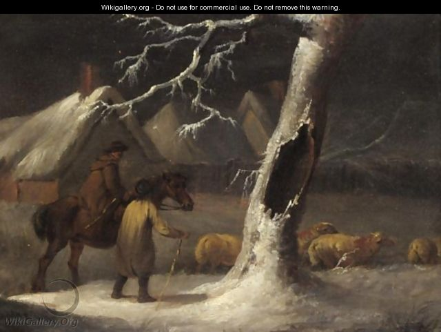 Returning Home - (after) George Morland