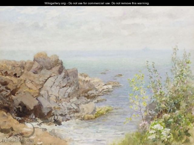The Headland, Coverack - Arthur Hopkins