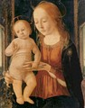 Madonna And Child In A Landscape - Biagio D'Antonio