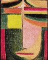 Abstrakter Kopf (Abstract Head) - Alexei Jawlensky