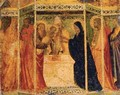 Presentation Of Christ In The Temple - (after) Agnolo Gaddi