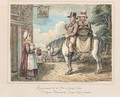Refreshment At An Inn On Going To Town - Isaac Cruikshank