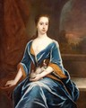 Portrait Of Rebecca Hillhouse, Daughter Of Colonel James Lennox - (after) Kneller, Sir Godfrey