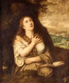 The Penitent Magdalene - (after) Tiziano Vecellio (Titian)