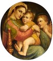 The Madonna Della Sedia - (after) Raphael (Raffaello Sanzio of Urbino)