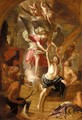 The Martyrdom Of Saints Crispin And Crispinian - Flemish School