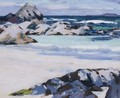 Iona, Looking Towards Lunga - Francis Campbell Boileau Cadell