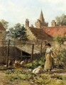 The Kitchen Garden - Charles A. Sellar