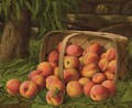Basket Of Peaches 3 - Levi Wells Prentice