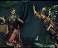 The Annunciation - Veronese School