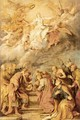 The Assumption Of The Virgin - (after) Dyck, Sir Anthony van