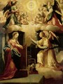 The Annunciation 2 - Flemish School