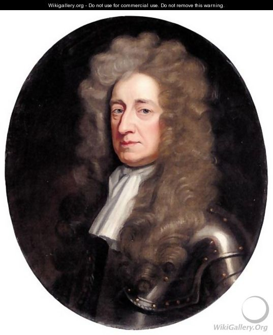 Portrait Of Sir Robert Howard (1622-1698) - Sir Godfrey Kneller