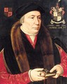 Portrait Of Alderman Robert Trappes (1479-1560) - (after) Holbein the Younger, Hans