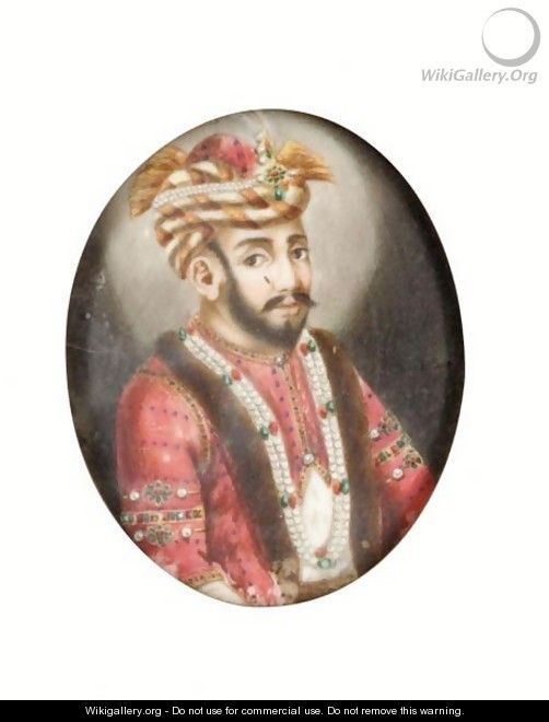 Mughal Indian Rulers - Indian School