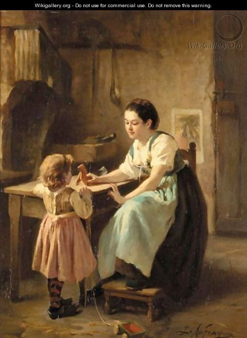 Little Helpers - Joseph-Athanase Aufray