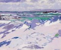 Treshnish Point, Iona - Francis Campbell Boileau Cadell