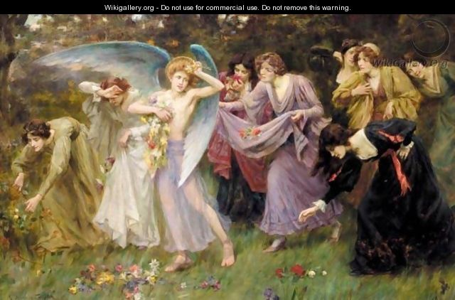 The Gifts Of Love - Georges Sheridan Knowles