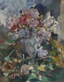 Still Life Of Flowers - Konstantin Alexeievitch Korovin