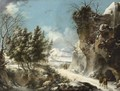 Winter Landscape 3 - Francesco Foschi