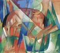 Fabulous Animal II, Horse - Franz Marc