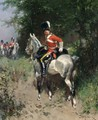 Hussars - Hermanus Koekkoek