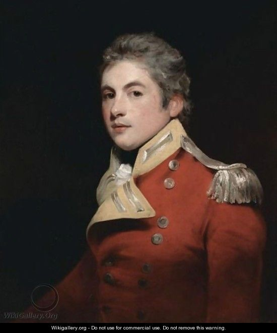 Portrait Of George Gordon, 5th Duke Of Gordon - John Hoppner