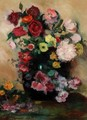 Still Life With Flowers - Luis Graner Barcelona