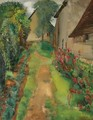 The Garden Path - Boris Dmitrievich Grigoriev