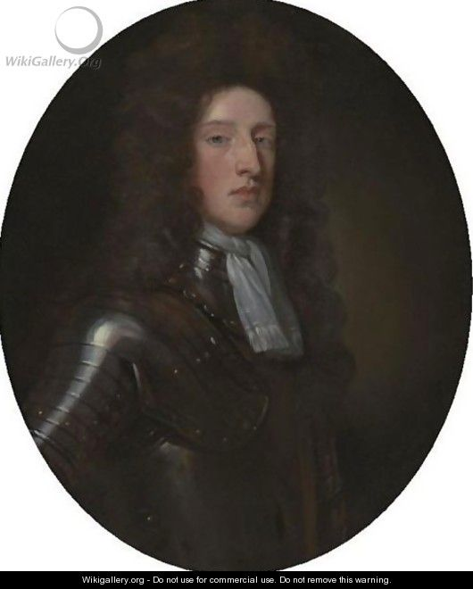 Lord Archibald Hamilton - (after) Kneller, Sir Godfrey