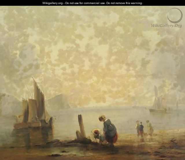 Coastal Scene 2 - Richard Parkes Bonington