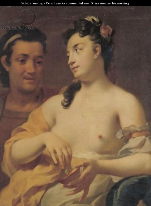 Image result for antony cleopatra painting Mattys Terwesten
