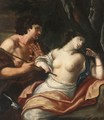 Cephalus And Procris - Bolognese School