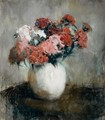 Sweet-William In A Vase - Floris Arntzenius