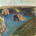 Belle-Ile - Claude Oscar Monet
