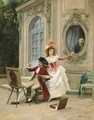 The Love Letter - Jules Girardet