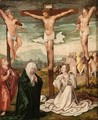 The Crucifixion 2 - German School