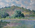 Bords De La Seine A Port-Villez - Claude Oscar Monet