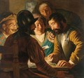The Card Players - Jan Lievens