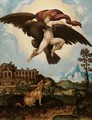 The Abduction Of Ganymede - (after) Jan Swart Van Groningen