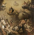 The Last Judgement - (after) Ludovicus Finsonius (see FINSON, Louis)