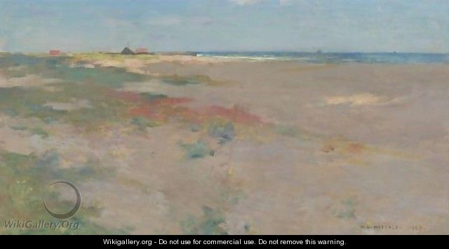 On The Suffolk Coast 3 - Willard Leroy Metcalf