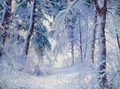 Winter Forest - Walter Launt Palmer