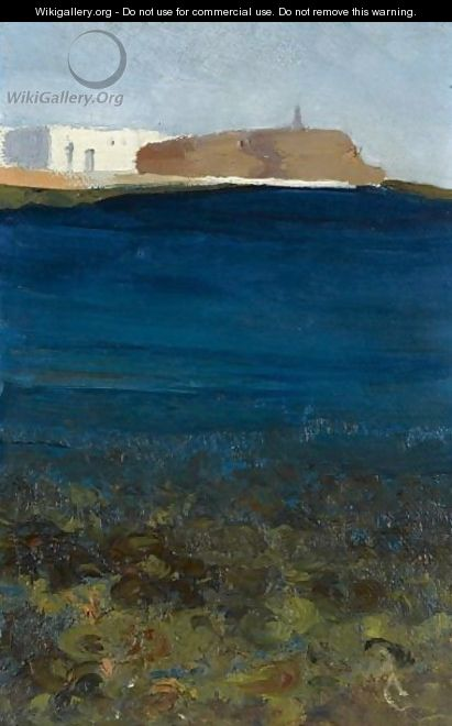 By The Sea - Nikolaos Lytras