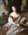 Portrait Of A Lady, Said To Be Susannah Medley, Lady Miller - (after) Sir Peter Lely