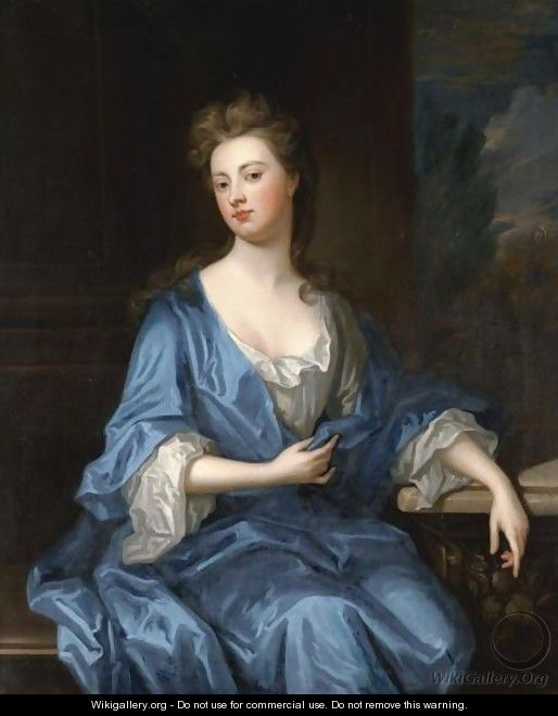 Portrait Of Sarah Churchill, Duchess Of Marlborough (1660-1744) - (after) Kneller, Sir Godfrey