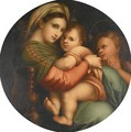 'The Madonna Della Sedia' - (after) Raphael (Raffaello Sanzio of Urbino)