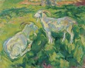 Goats In The Sun - Nicolas Tarkhoff