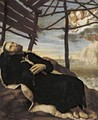 Death Of Saint Francis Xavier - Spanish School